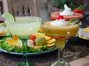 Margaritas & Quesadilla