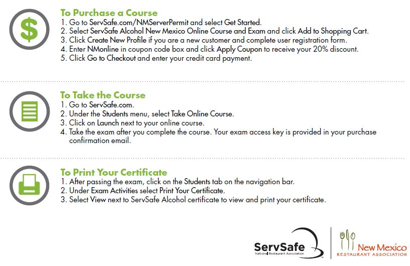 Online Alcohol Server Training - NMRA