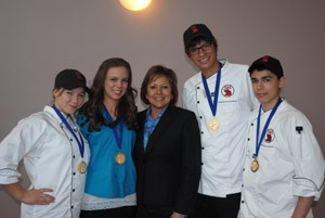 2012 ProStart Competition