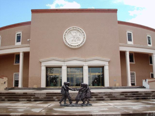 2020 NMRA Legislative Menu