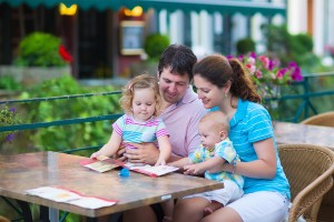 Attract Young Families to Your Restaurant