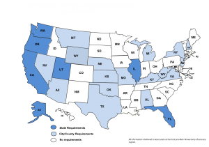 Requirements for Restaurant Inspections Changing for the State