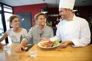 Cooks as Waitstaff – Would it Work for You?