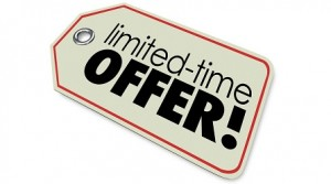 Creating a Limited Time Offer
