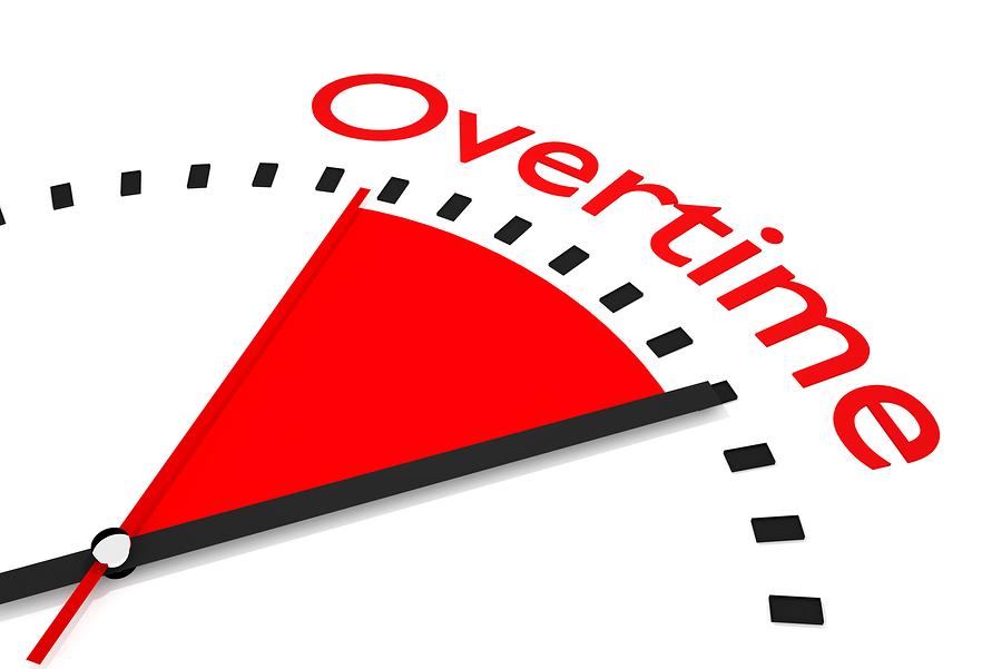 FAQ's on Overtime Rules