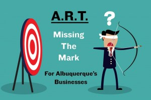 ART missing the mark