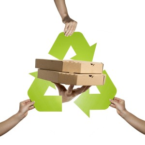 Recycling for Restaurants –  Tips for Cardboard