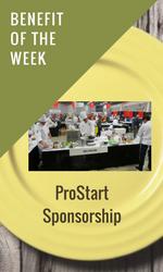 Benefit of the Week - ProStart