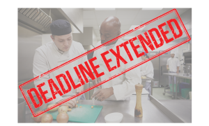 Food Safety Certification Deadline Extended