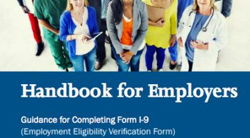 Form I-9 Updated July 2017