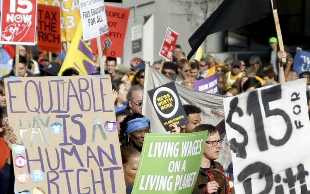 Grassroots Webinar: What Can You Do About A $15 Minimum Wage?