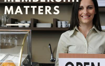 Association Membership… Help Yourself
