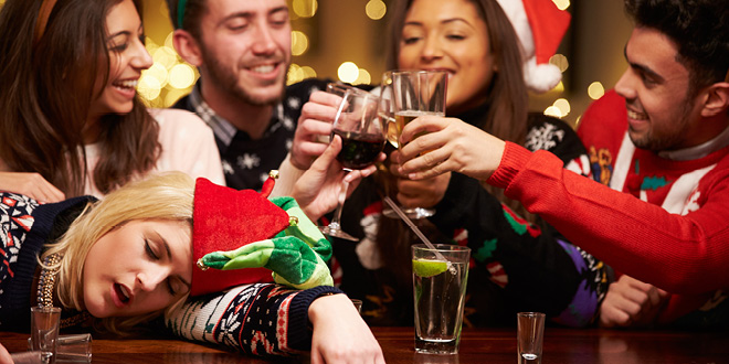Holiday Season Alcohol Serving Guide