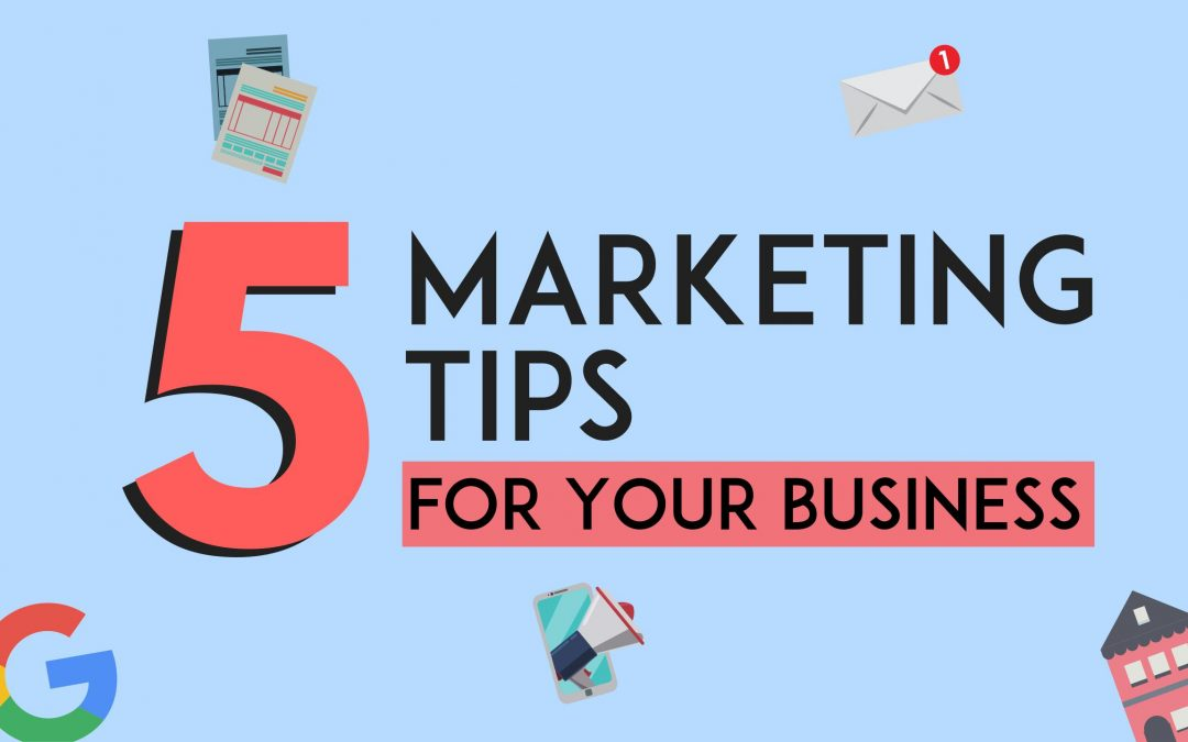 5 Underused Restaurant Marketing Tips