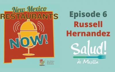 Russell Hernandez – Salud de Mesilla – Mesilla, NM