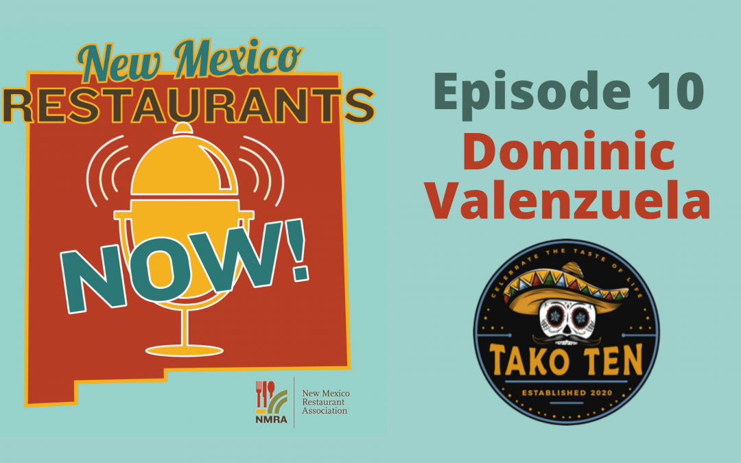 Dominic Valenzuela – Tako Ten – Albuquerque, NM