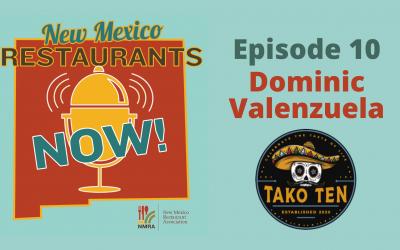 Dominic Valenzuela – Tako Ten – Albuquerque, NM