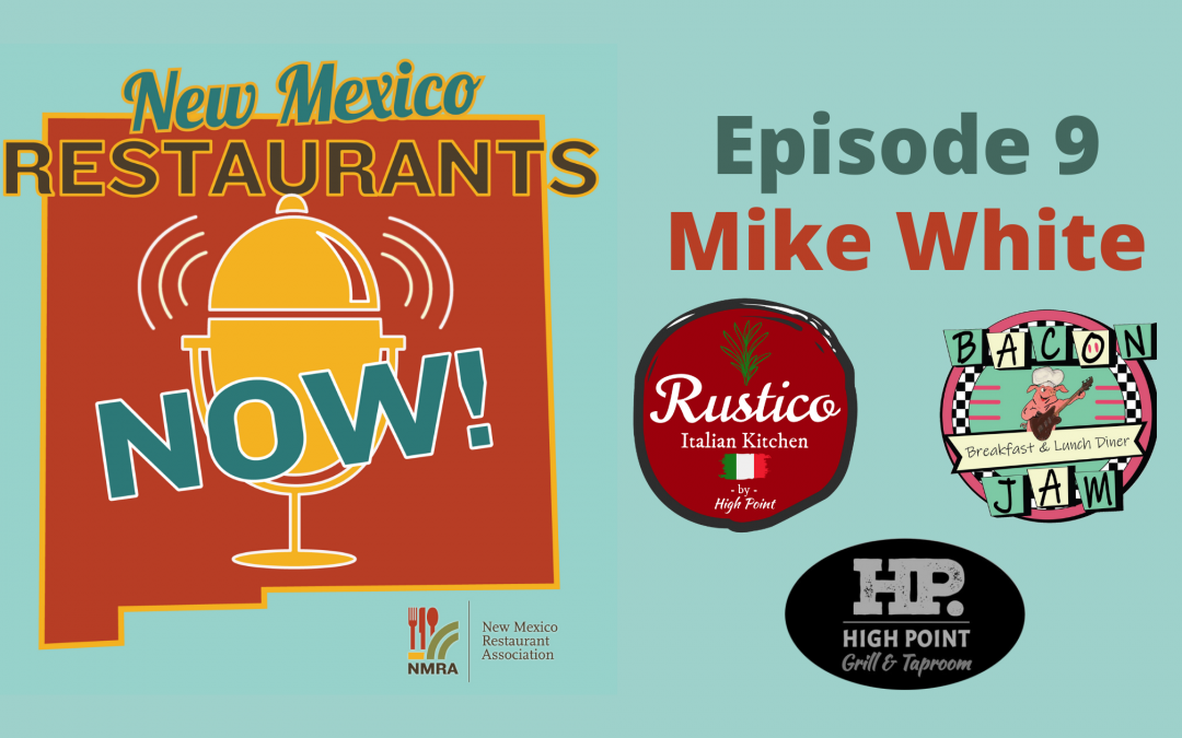 Mike White – High Point, Rustico & Bacon Jam – Albuquerque, NM