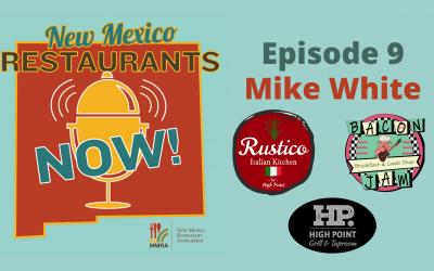 Mike White – High Point, Rustico & Bacon Jam – Albuquerque, NM