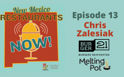 Chris Zalesiak – Burger 21 & Melting Pot – Albuquerque,NM