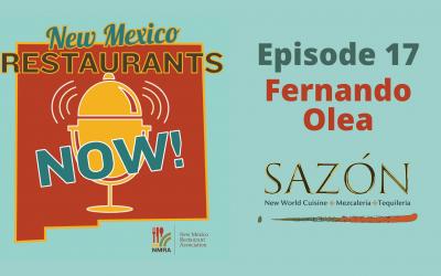 Fernando Olea – Sazon – Santa Fe, NM