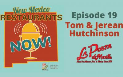 Tom & Jerean Hutchinson – La Posta de Mesilla – Mesilla, NM