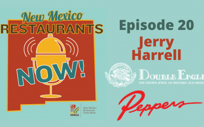 Jerry Harrell – Double Eagle & Peppers Cafe – Mesilla, NM