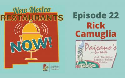 Rick Camuglia – Paisano's – Albuquerque, NM