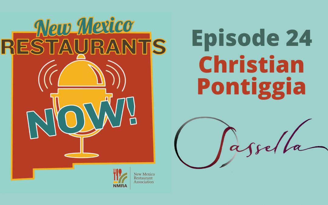 Christian Pontiggia – Sassella – Santa Fe, NM