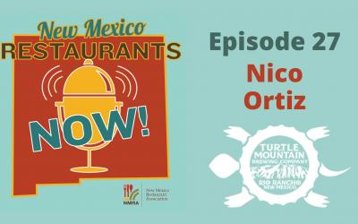 Nico Ortiz – Turtle Mountain Brewing – Rio Rancho, NM