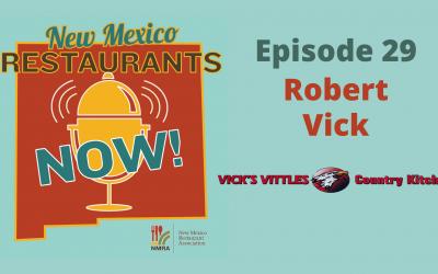 Robert Vick – Vick's Vittles – Albuquerque, NM